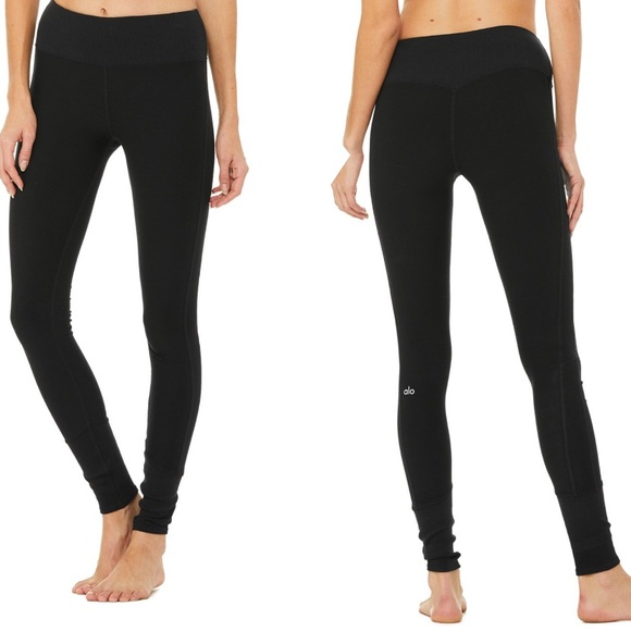 ae9390940390 ALO YOGA HIGH-WAIST LOUNGE LEGGING